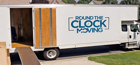 Round the Clock Moving and Junk Removal Services, www.RoundtheClock.com, Boston, Ma/RI