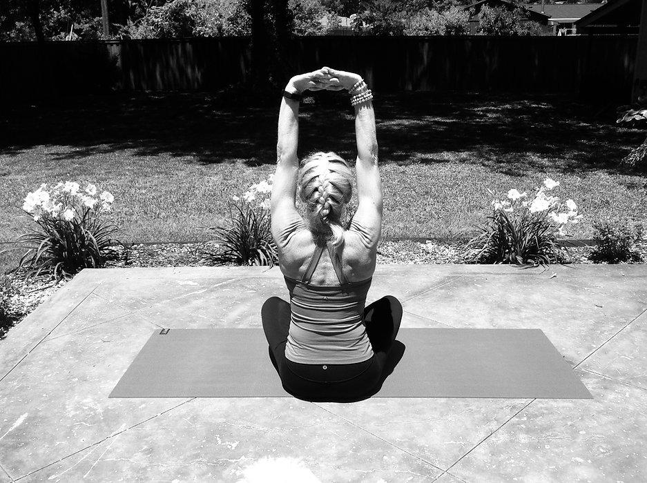 Meshelle Whitt b&w arm stretch up.jpg