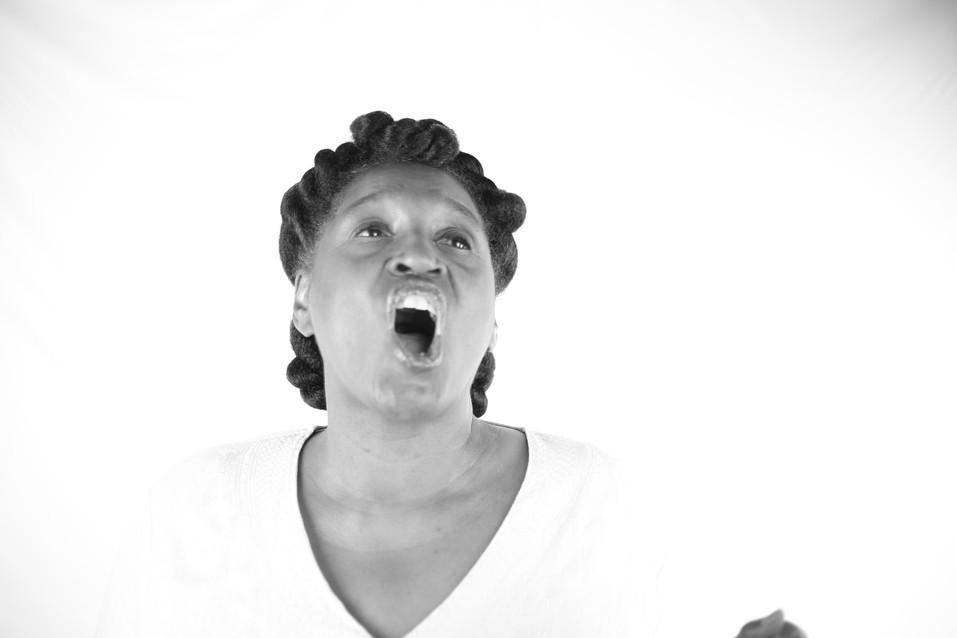 Barbara sings
