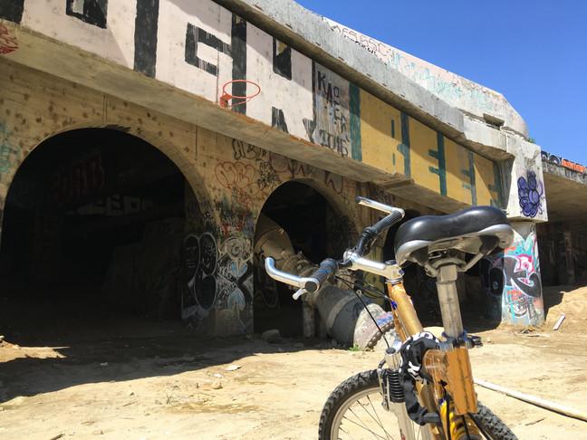 LA River hideout