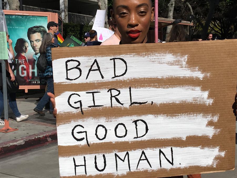 LA Womens March 2019