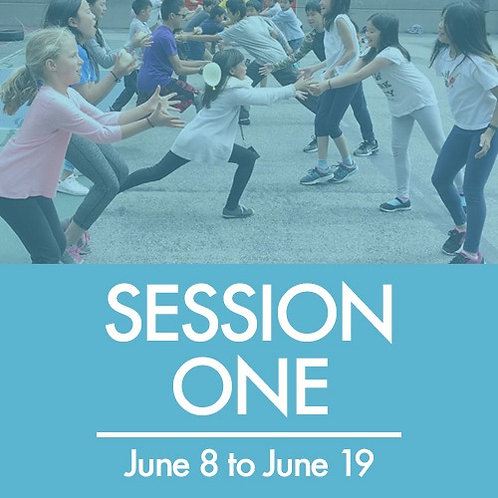 Session One (6/8–6/19)