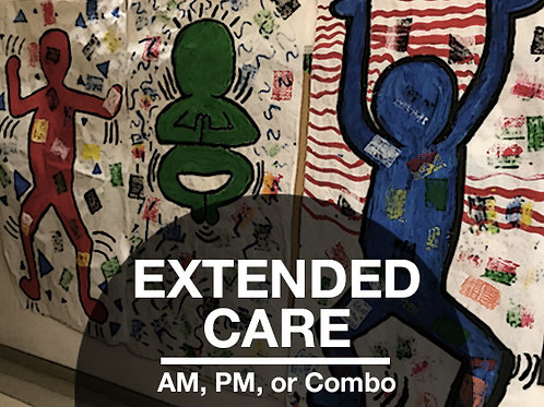Extended Care ONLY
