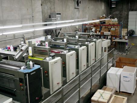Common Printing Terms - The Basics