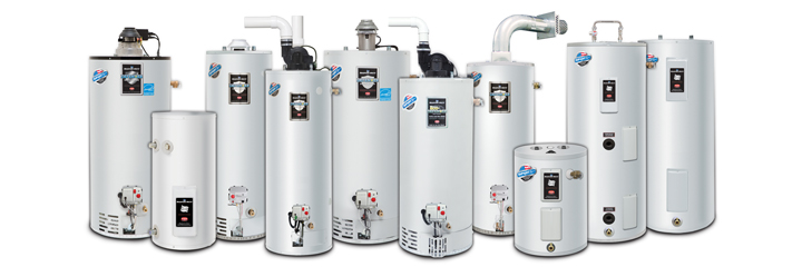 Propane Water Heater Models
