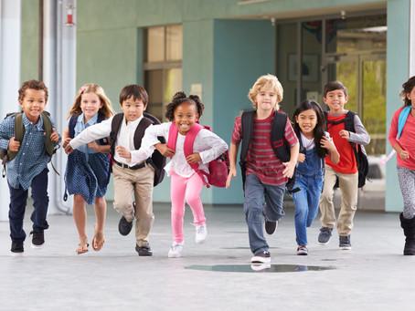 Montessori Nieuwsflits | Een goede start!