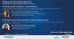 Webinar de Ultrasonido Mamario