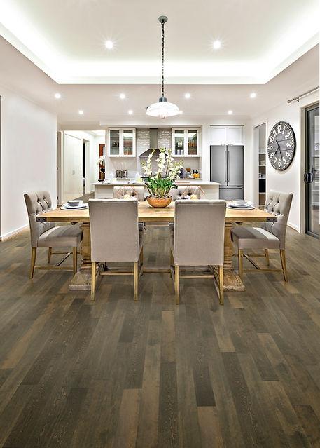 Pro-Smart Flooring Birch Kitchen