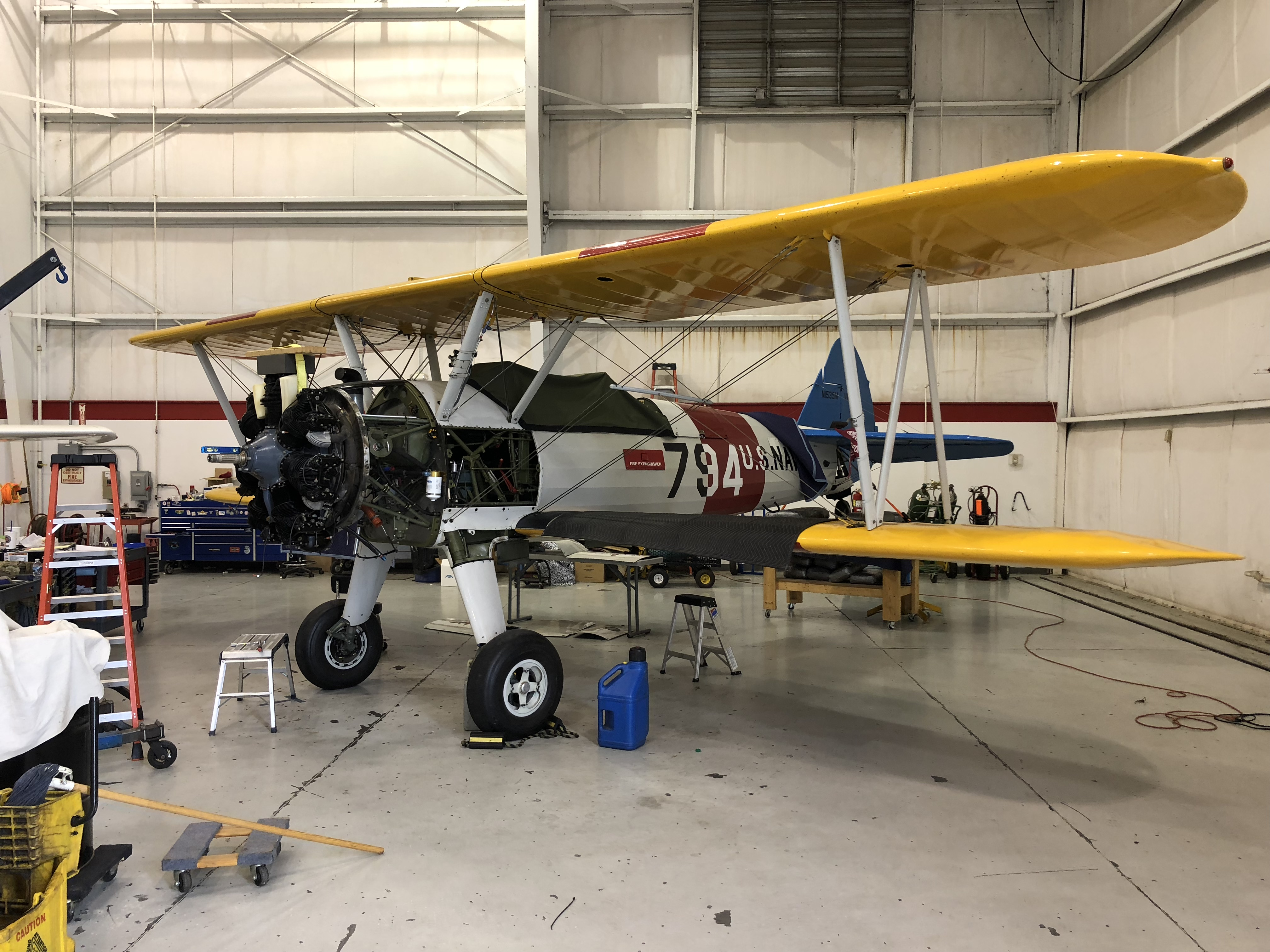 Our Stearman
