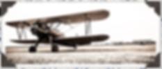 Stearman Biplane ready to take off