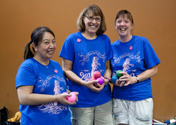 Women Jugglers