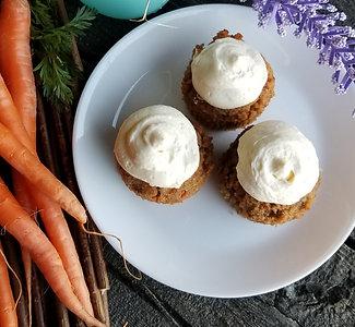 Carrot Cake Cupcake