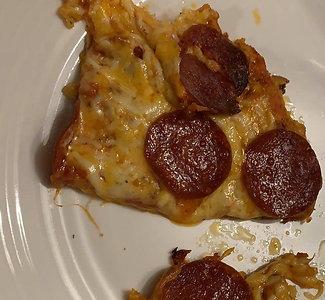 Keto Pizza dough