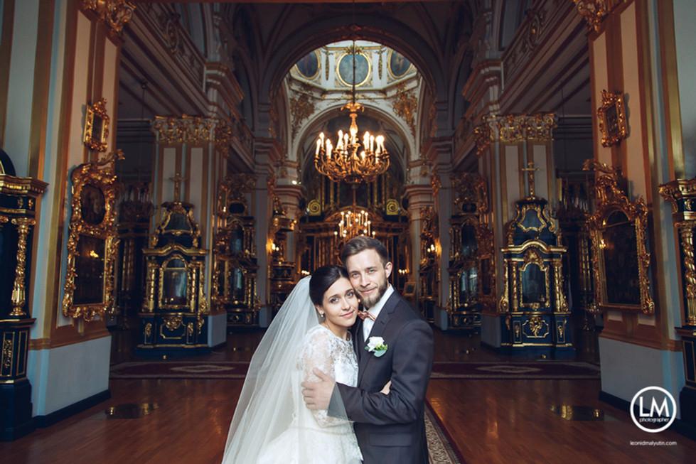 венчание в спб