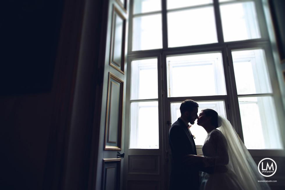 после венчания