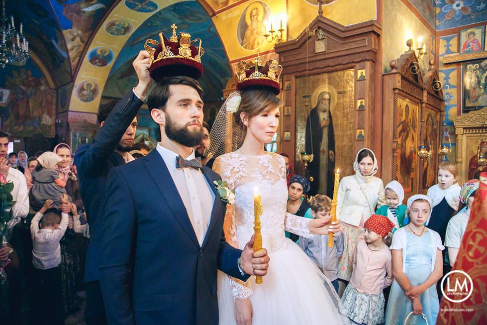 православный фотограф на венчание