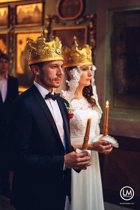 венчание правила