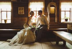 свадебная фотография в суздале