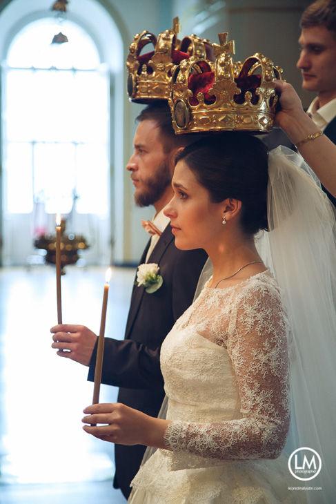 венчание в питере