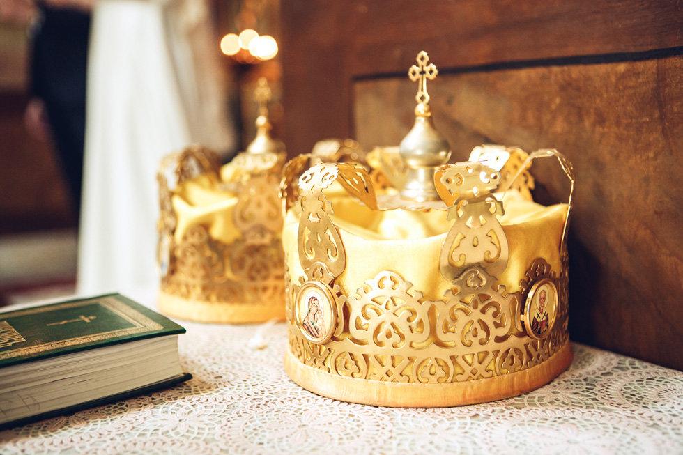 венчание в православной