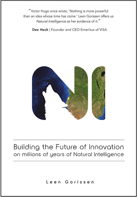 Natural Intelligence | book written by Leen Gorissen