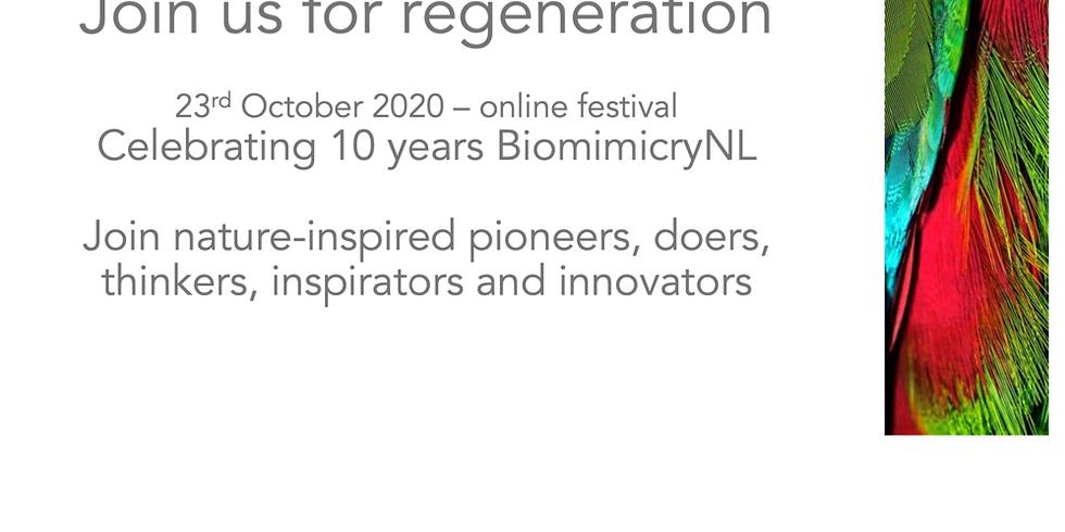 BiomimicryNL Boost Festival