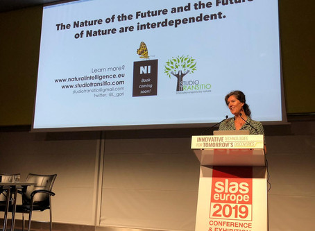 NI as closing keynote on the SLASEU19 conference in Barcelona