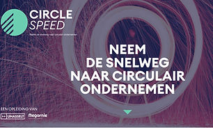 Centre4NI | Leen Gorissen | Circle Speed