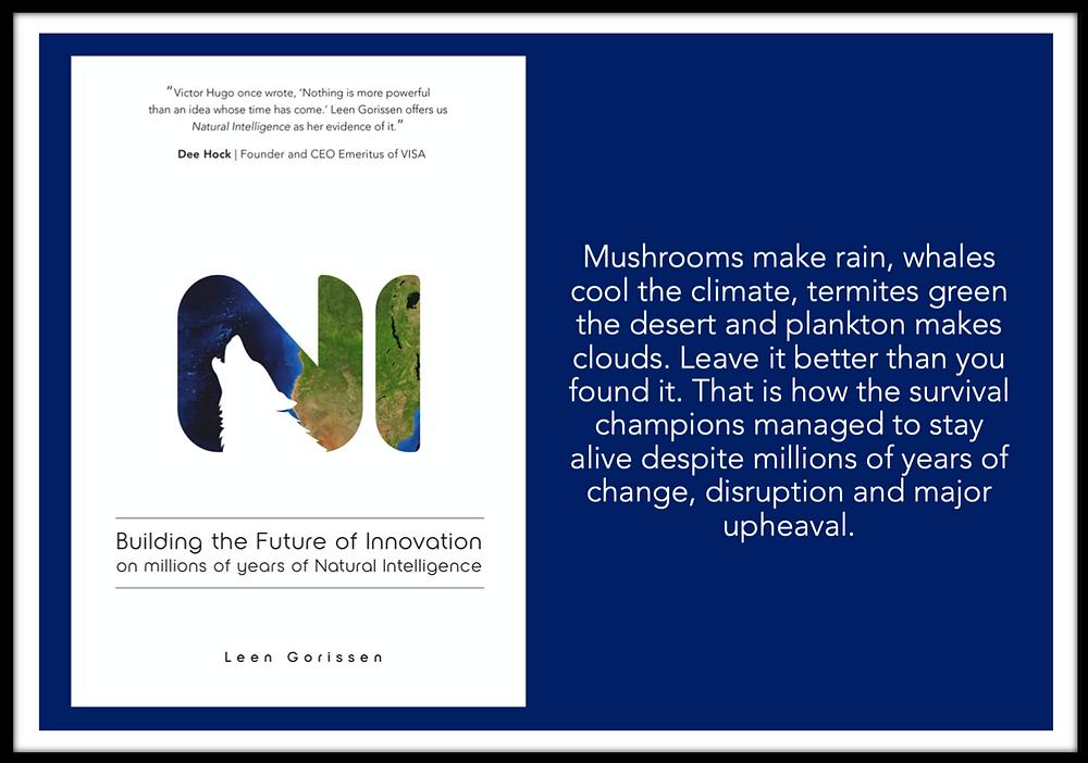 Natural Intelligence | book written by Leen Gorissen