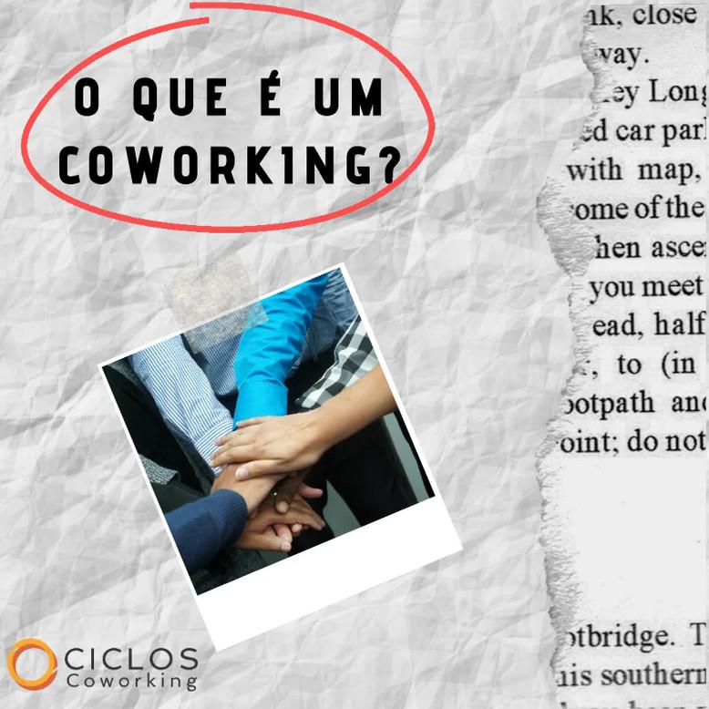 O que é um Coworking