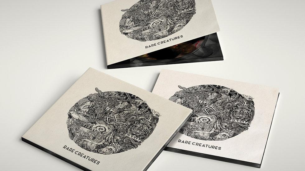 Rare Creatures (CD)