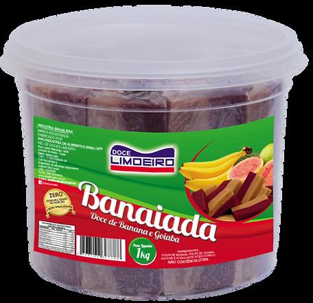 pote 1kg banaiada doce misto