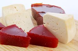 Goiabada com queijo