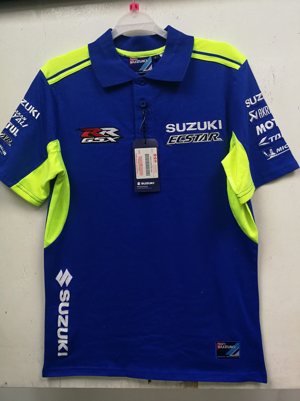MotoGP Team Polo Shirt Men (F)