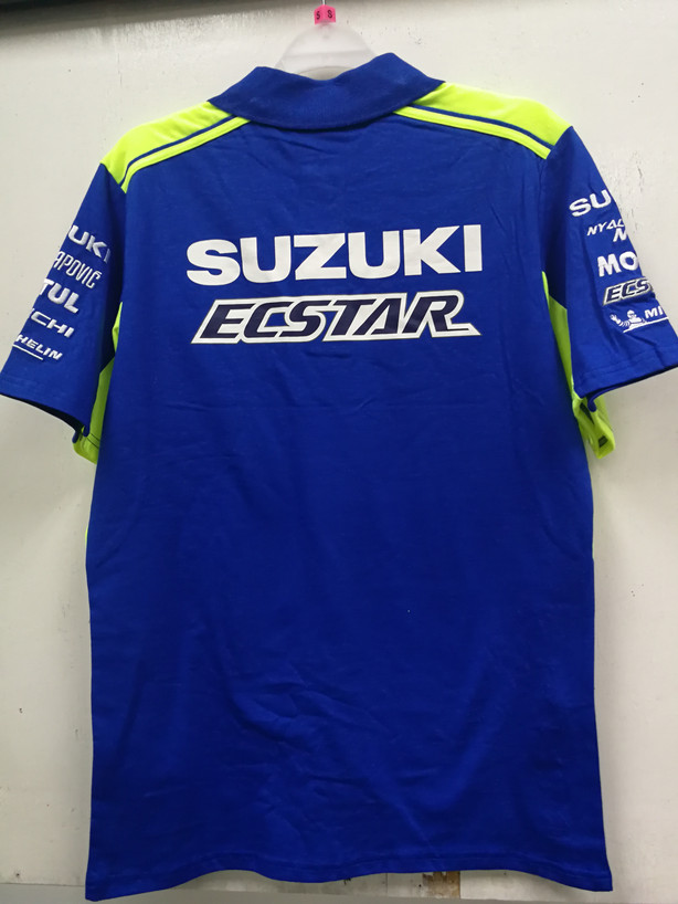 MotoGP Team Polo Shirt Lady (R)