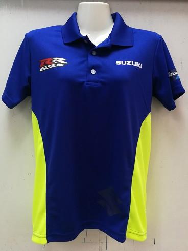Sam Polo Shirt - Blue