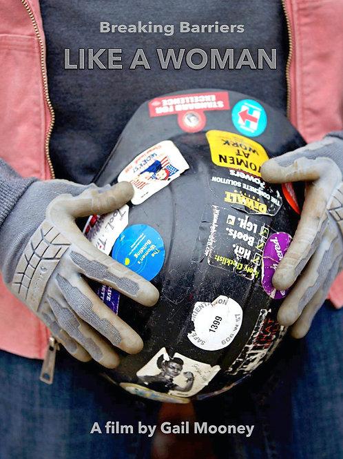 DVD - Like A Woman