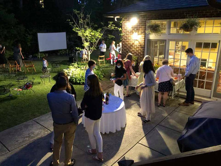 Award-Winning Filmmaker Completes Grassroots Screenings under the Stars Tour across America