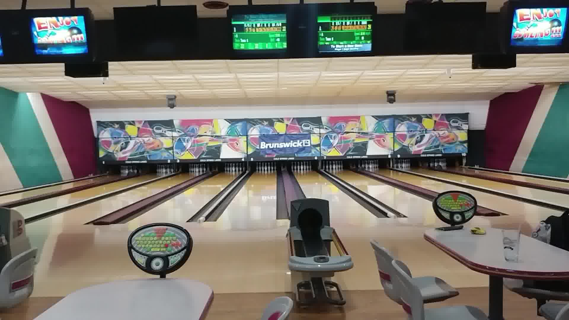 Bernick's Open at Cold Spring Lanes