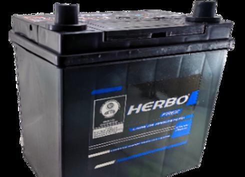 HERBO CIVIC FREE 12-45 (CCA 375) -18° Libre Mantenimiento