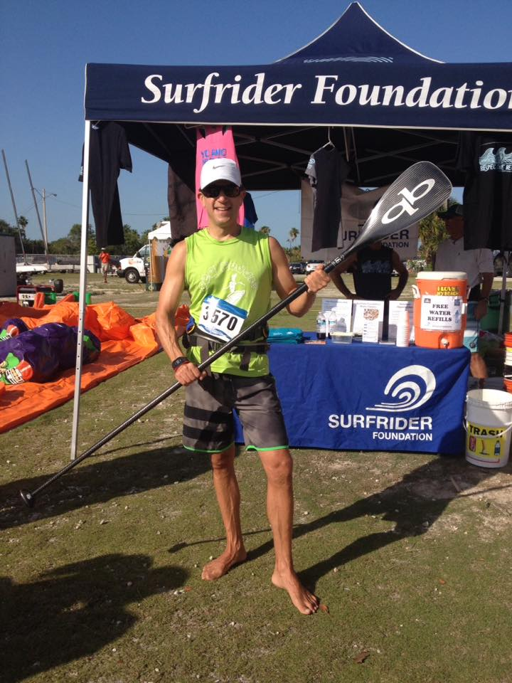Orange bowl 2015 at surfrider tent