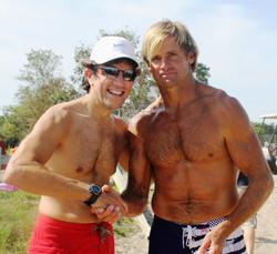 Seth Bloomgarden & Laird Hamilton