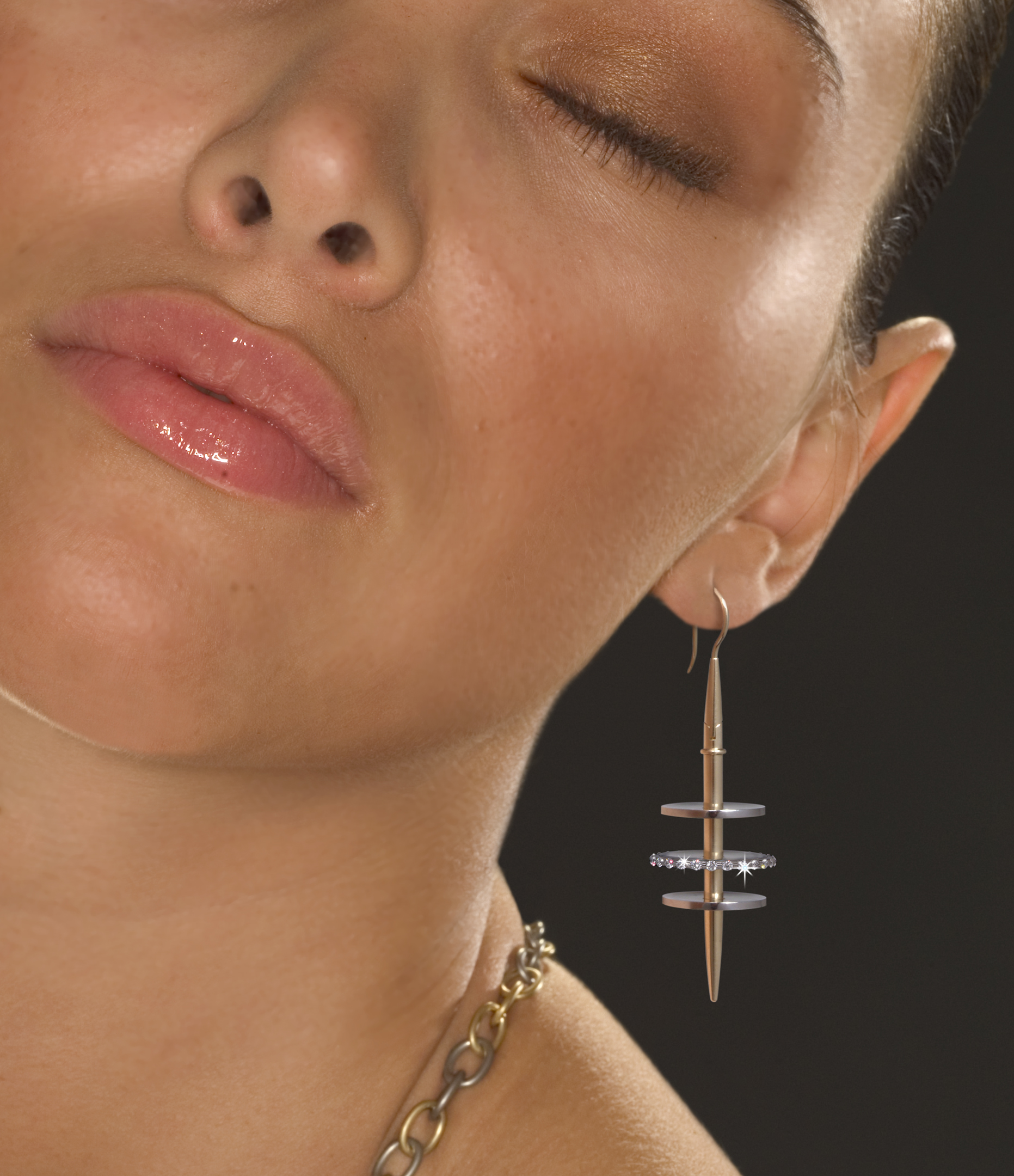 Steven Kretchmer Venus Earrings