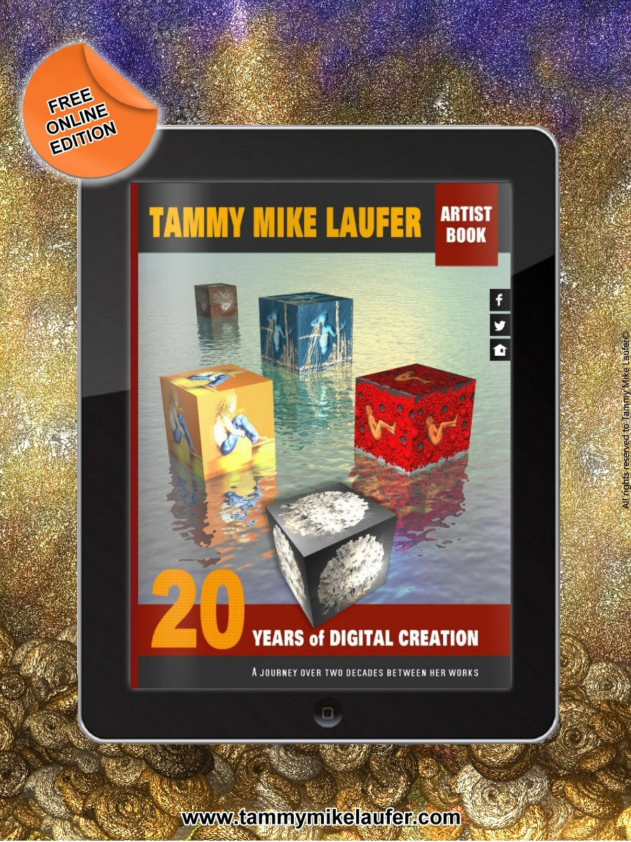 ARTIST BOOK BY TAMMY MIKE LAUFER