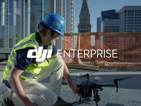 Conoce la gama de drones DJI para usos industriales