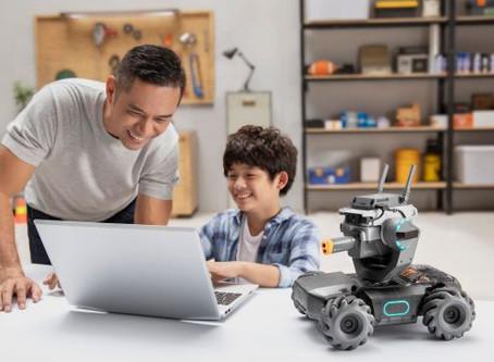 ROBOMASTER S1 el primer Robot educativo de DJI