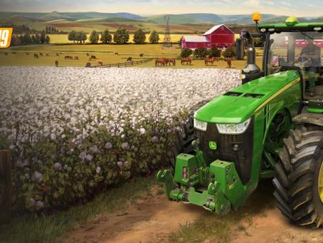 DJI Agras MG-1P en Farming Simulator próximamente