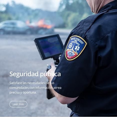 DJI Seguridad Pública
