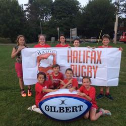 HRFC Mini Rugby!