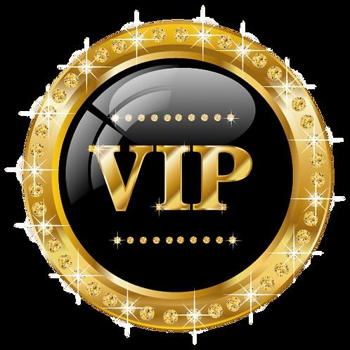 VIP Single Ticket